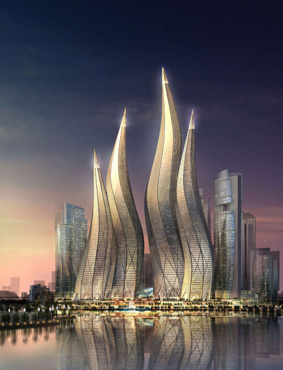 Dubai architecture on steroids la news desk Dubai buildings
