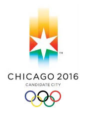Chicago 2016 Olympic Bid Logo